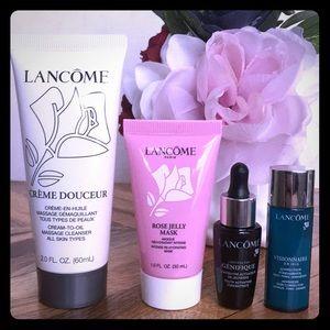 ⭐️NEW⭐️ LANCOME 4 Piece Skincare Set.